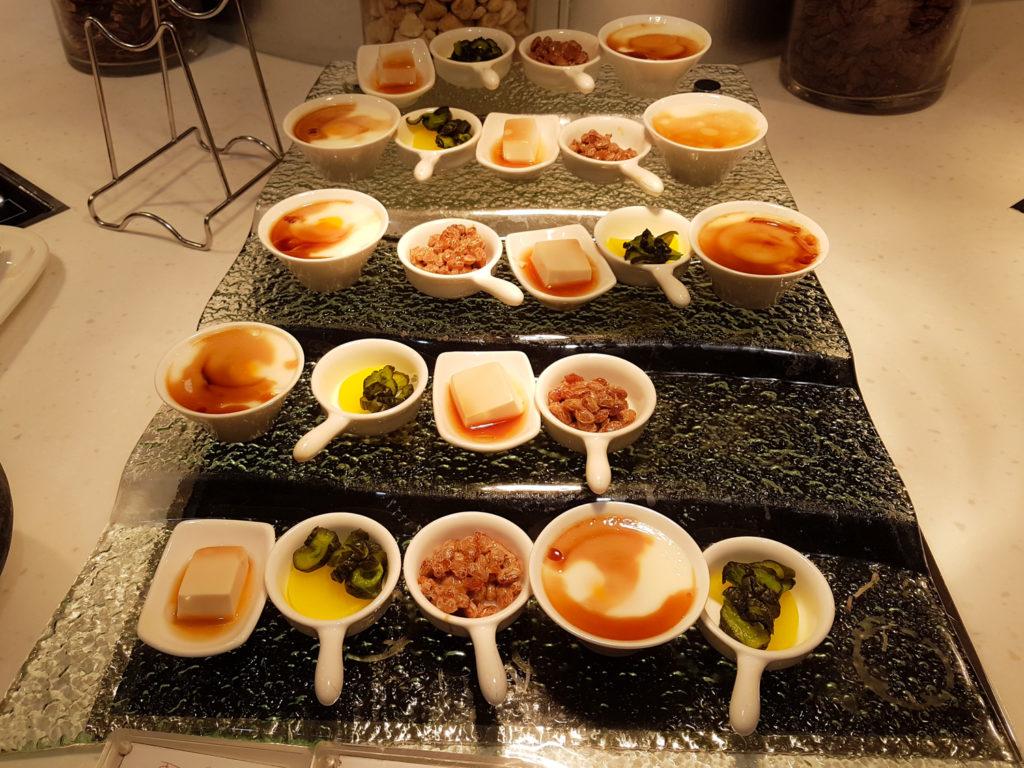 Breakfast at Regal Airport Hotel Hong Kong