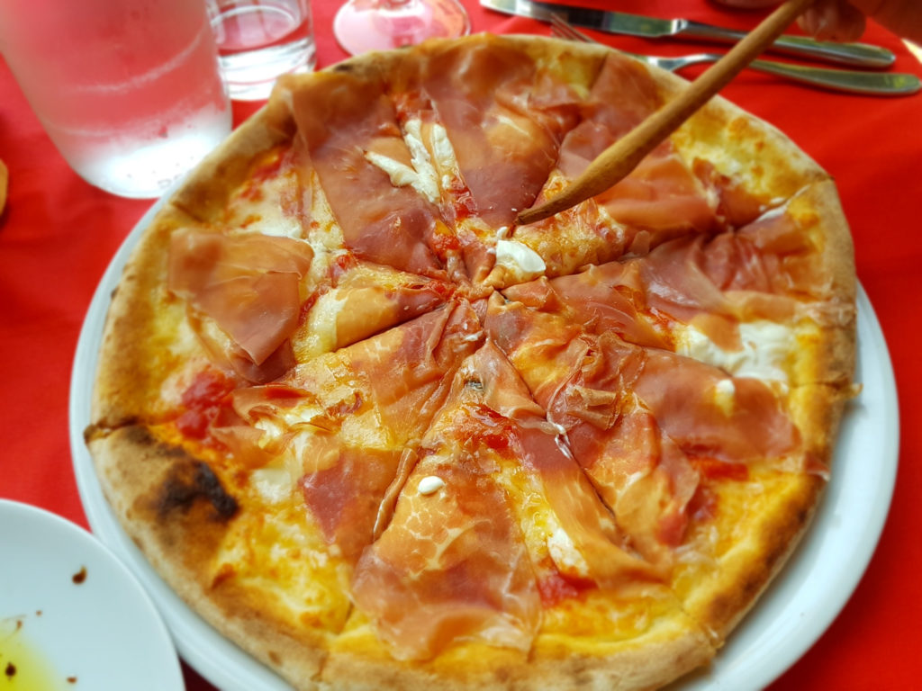 Last Pizza in Italy (Verona)