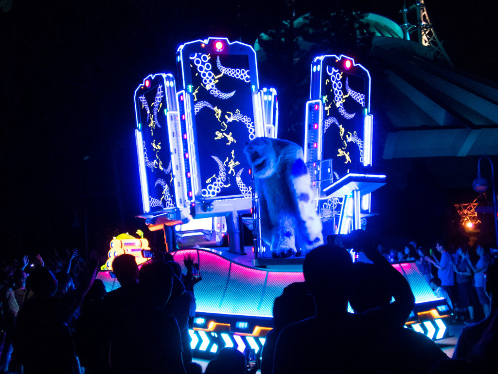 Disneyland Night Parade