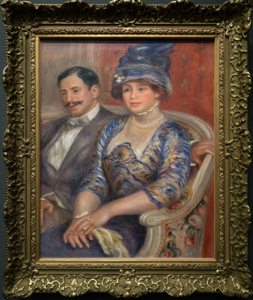 Renoir - Monsieur and Madame Gaston Bernheim de Villers