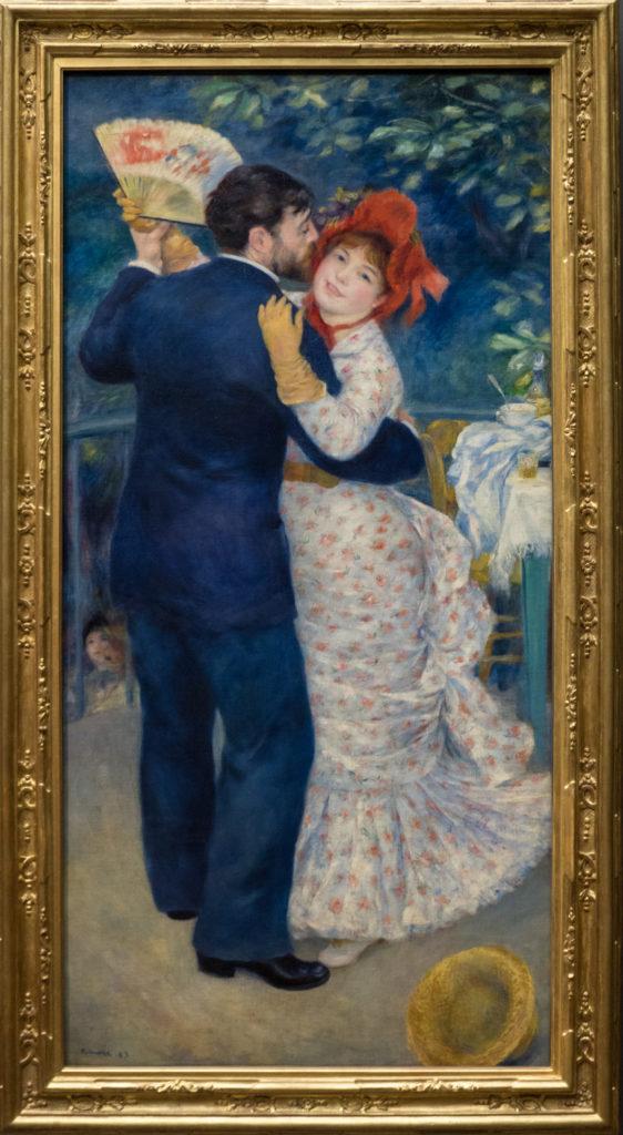 Renoir - Danse a la campagne (Country Dance)