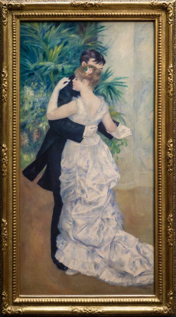 Renoir - Danse a la ville (City Dance)