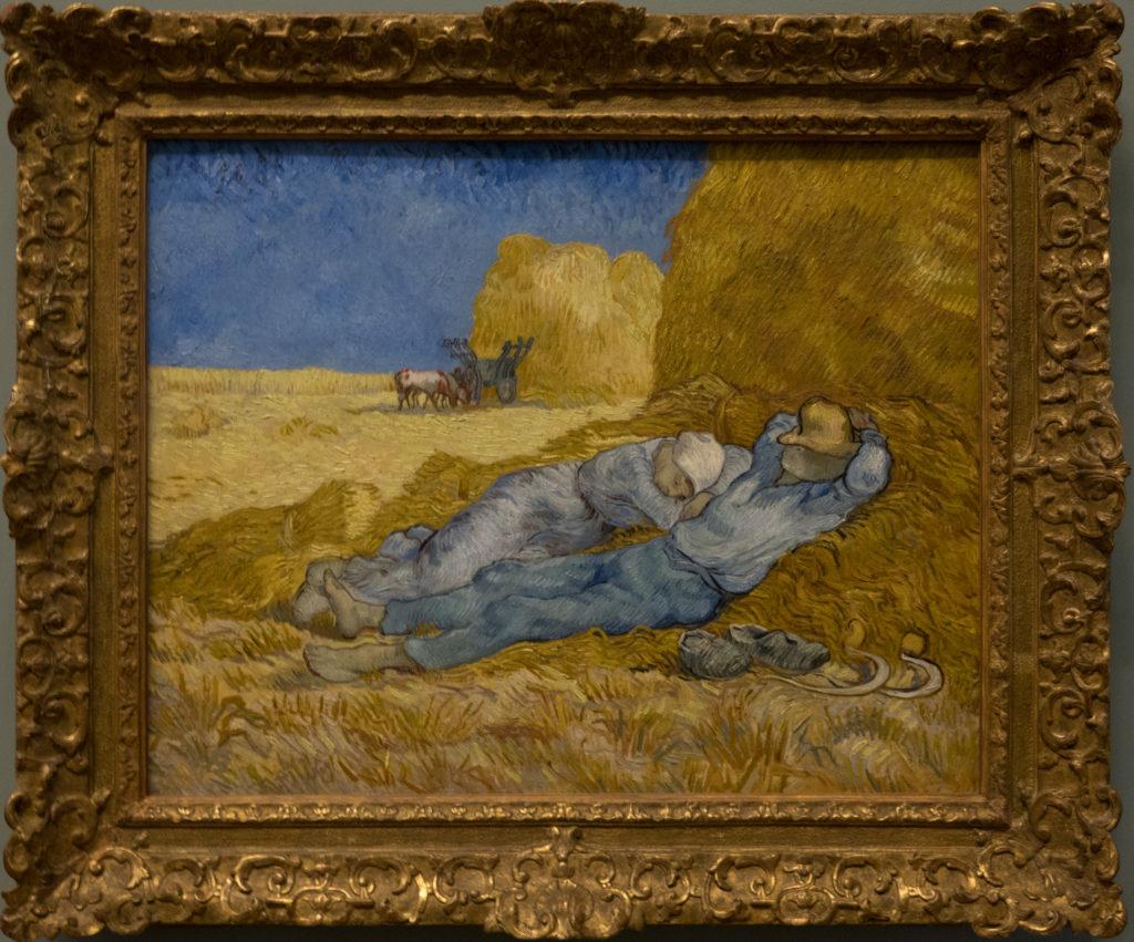 Vincent Van Gogh - La Meridienne/La Sieste