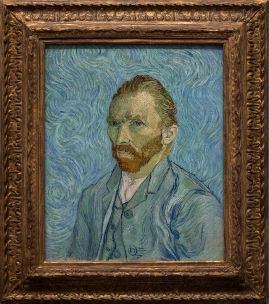 Vincent Van Gogh - Portrait de l'artiste