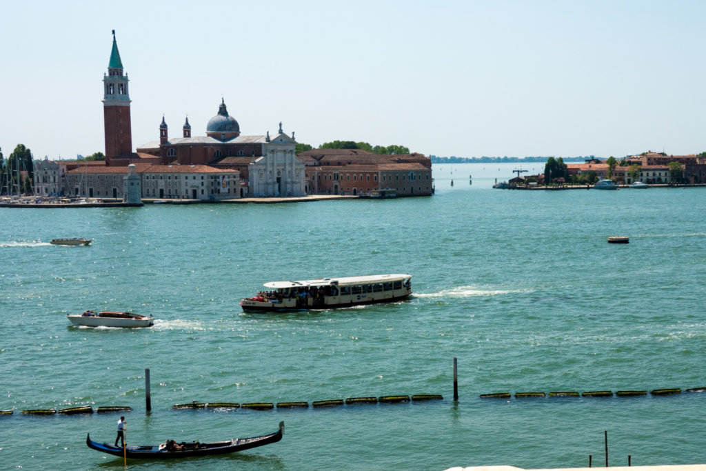 View from Doge's Palace