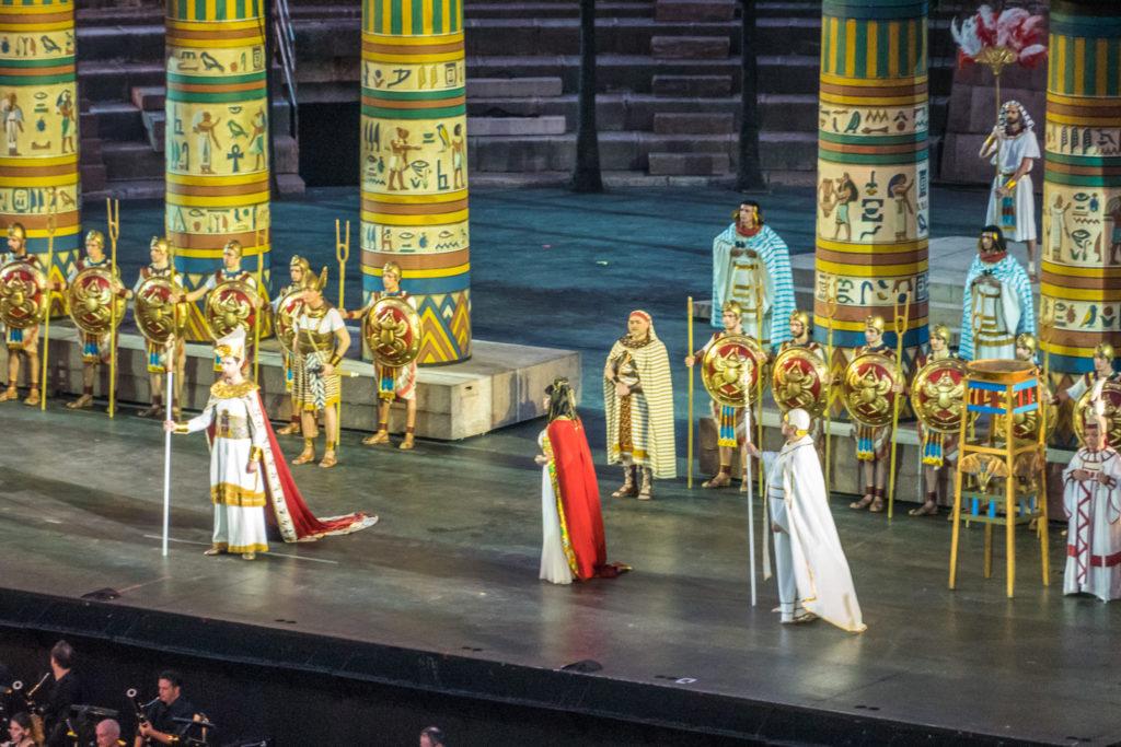 Verona Arena - Aida