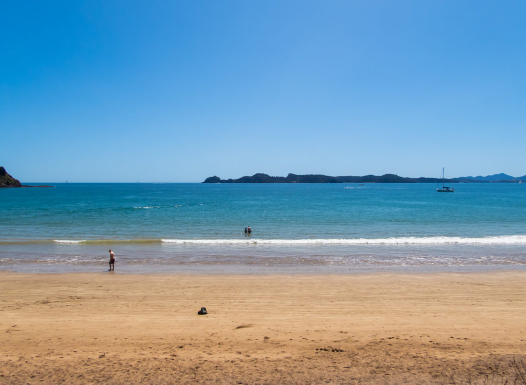Oneroa Bay Beach