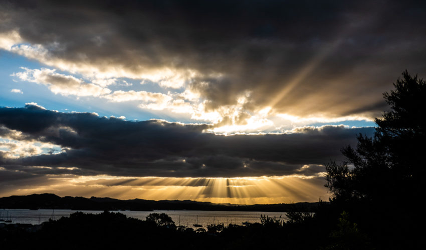 Rays of Light, Russell